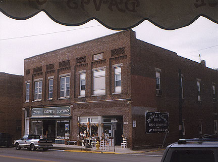 Historic Structures of Lowell, Indiana