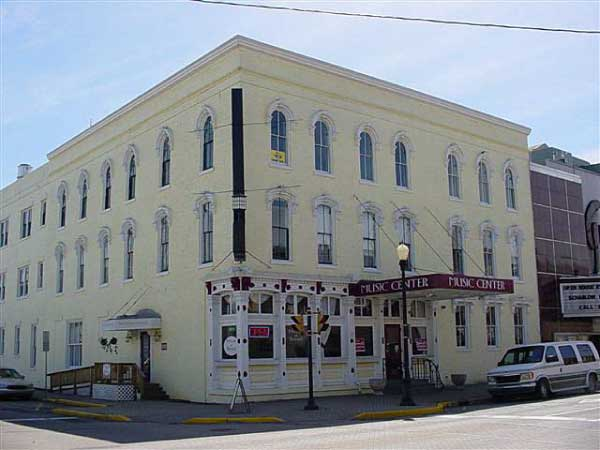 New Albany Indiana Historic Commercial Structures 2