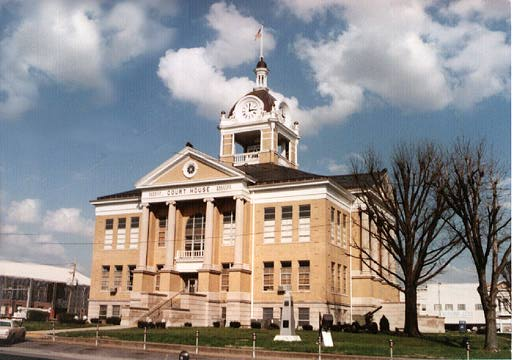 Boonville - Warrick Co. Court House