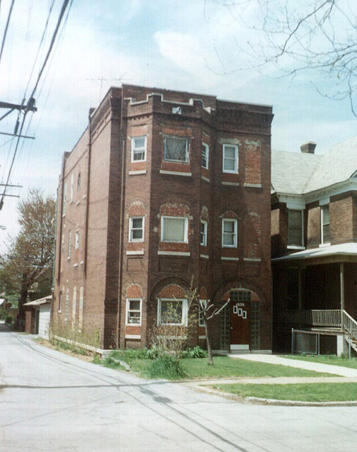 Whiting, Indiana Apartment Building Part 7