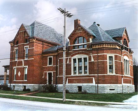 old Montgomery County Jail Crawfordsville, Indiana