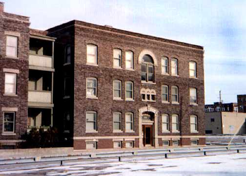 Historic Structures Of Indianapolis Indiana Apartment