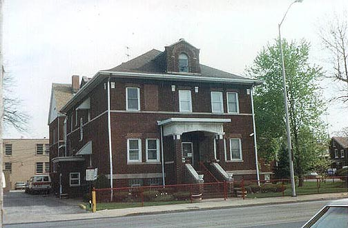 East Chicago Parish House