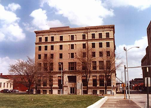 Landmarks of Evansville, Indiana - Public Buildings