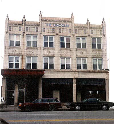 Historic Structures Of Hammond Indiana State Street