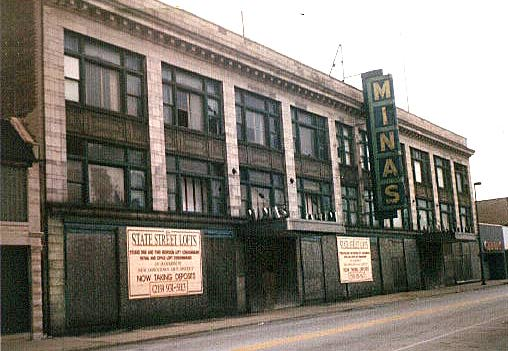 Edward C Minas Building Now Iniums State Street In Hammond Indiana
