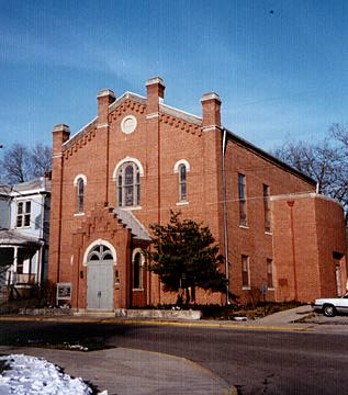 Landmarks Of Lafayette Indiana Historic Homes And Churches